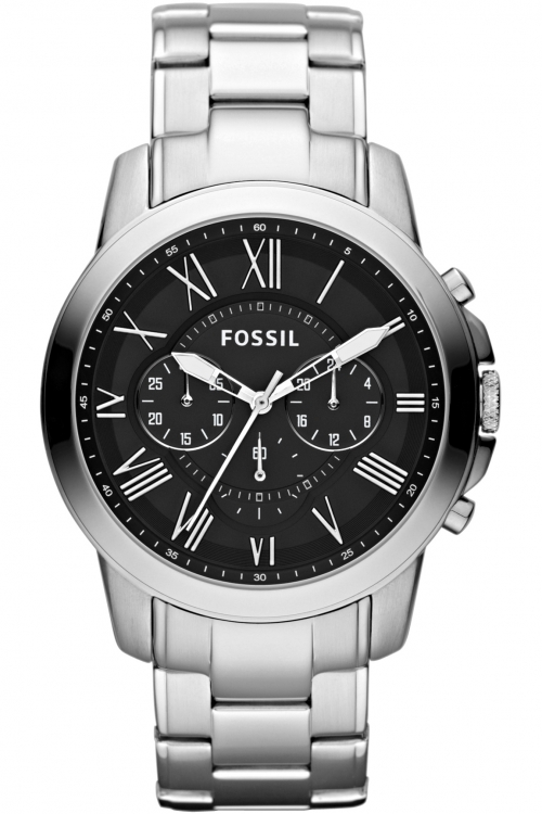 Mens Fossil Grant Chronograph Watch FS4736